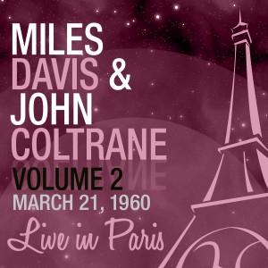 2-MILES DAVIS JOHN COLTRANE VOL.2 (MAR.21.1960)