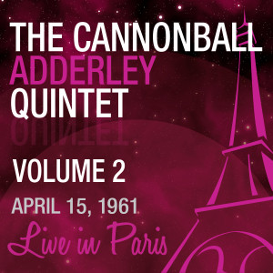 2-THE CANNONBALL ADDERLEY QUINTET VOL2 (1961)